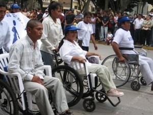 Habría irregularidades en asociación de personas con discapacidad en Tingo María
