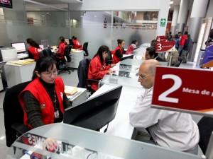Oficinas desconcentradas del JNE brindaron 100 000 atenciones