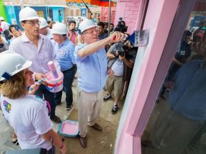"""PPK anuncia programa """"Mi barrio"""" que beneficiará a 1 800 asentamientos humanos"""