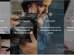 Google promociona caja de herramientas para periodistas