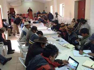 Ideas para el debate: Conflictividad social en el sector minero