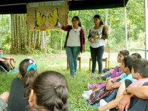 Parque Nacional Tingo María abre programa de vacaciones útiles