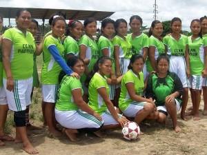 Se inició I Campeonato de Fútbol Indígena en Pucallpa