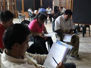 San Martín: Educadores se capacitaron para combatir la trata de personas