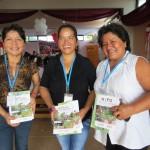 Mujeres cacaoteras comparten experiencias de desarrollo