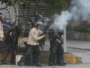 Caracas, la más violenta, por Gino Costa