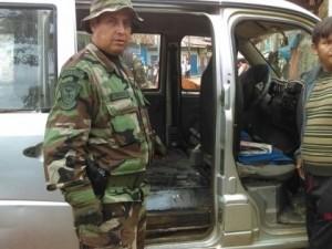 Madre de Dios: Detienen a conductor que trasladaba combustible ilegal