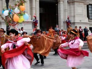Ayacucho irá al Pukllay 2016 con 10 delegaciones