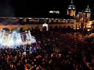 Ayacucho se prepara para la llegada de la Semana Santa