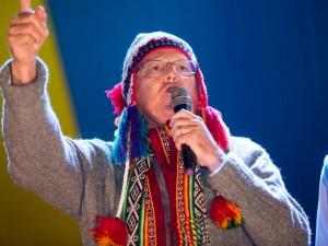 Kuczynski promete construir un país próspero y ordenado