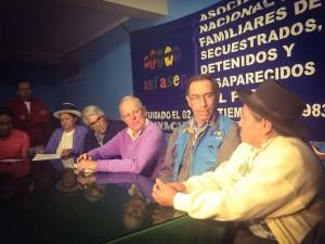 Ayacucho: PPK aseguró que reivindicará los derechos de todos los peruanos