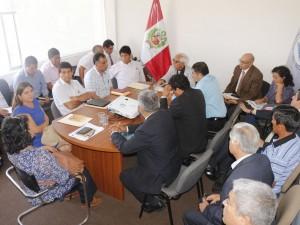 Huánuco: Autoridades defienden territorio que buscan ceder a San Martín