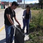 Campaña ambiental promueve limpieza de Ruinas de Conchopata - INFOREGION