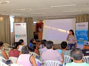 La Convención: DEVIDA promueve charlas sobre prevención de drogas