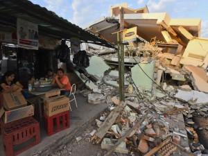 Ecuador soportó más de 570 réplicas después de terremoto