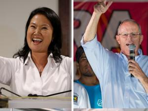 ONPE: Votos al 66.8% ponen a PPK en segunda vuelta