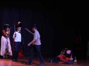Se realizó concurso de dramatización en Huamanga
