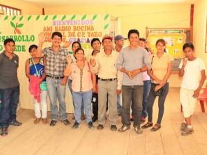 Huánuco: DEVIDA capacitó a 25 promotores comunitarios