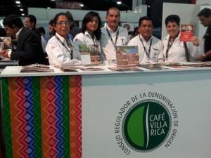 Café peruano destacó en importante exposición mundial