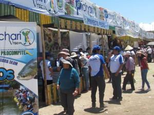 Ayacucho: Más de 23 mil personas asistieron a feria de Semana Santa
