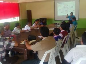 Huánuco: Instituciones apoyarán la lucha contra el dengue