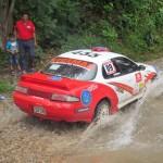 Premiaron a ganadores del Rally Aguaytía 2016