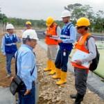 Informe de monitoreo ambiental del gasoducto sin observaciones