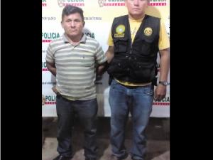 Tingo María: Policía capturó a dos sujetos requisitoriados