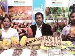 Proyectan que Vraem será nueva gran despensa mundial de cacao
