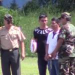 Puerto Maldonado: Dos sujetos vinculados al narcotráfico fueron trasladados a Lima