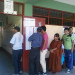 Vraem: Elecciones se realizan con normalidad