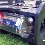 Monitoreo oceanográfico, robótica bajo el agua