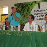Fomentan acciones para conservar la biodiversidad en Selva Central