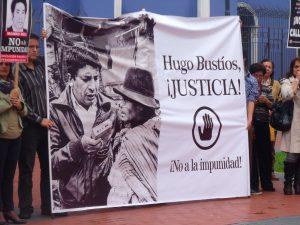 Caso Bustíos: Otro testimonio ratifica culpabilidad de militares