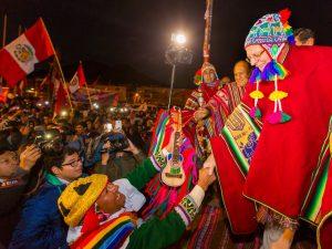 Kuczynski llegó a Cusco para participar en I Cumbre de Descentralización