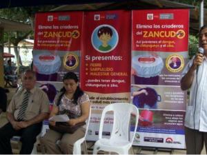Ucayali: Confirman primer caso de zika