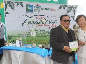 "Amazonas: Presentan sexta edición de la feria ""Expoamazónica 2016"""