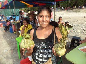 Vraem: Festejan fiesta de San Juan a orillas del Río Apurímac