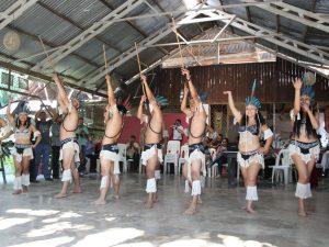 Puerto Maldonado: Reeditarán fiestas rituales del fuego y agua