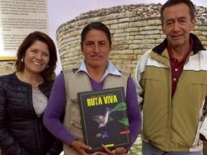 """Kuelap: Realizan entrega de libro """"Naturaleza"""" en Chachapoyas"""