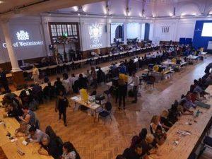 """Reino Unido: El """"no"""" al Brexit habría ganado el referéndum con un 52% de votos"""