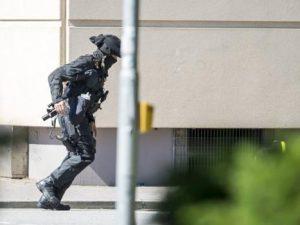 Alemania: Sujeto causó tiroteo en cine de Viernheim