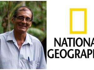 Madre de Dios: Ambientalista peruano ganó premio National Geographic