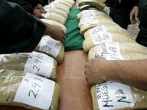 Callao: Dirandro frusta envío de casi media tonelada de droga a Bélgica