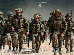 OTAN desplegará soldados a frontera de Rusia
