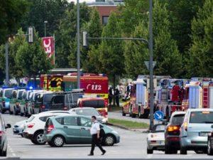 Alemania: Tiroteo en Múnich habría provocado seis muertes