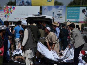 Estado Islámico asesinó a 80 personas en Afganistán