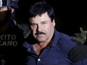 """""""El Chapo"""" presenta dos nuevos recursos para evitar extradición"""