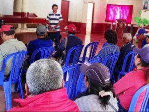 Ayacucho: Mineros artesanales continúan proceso de formalización