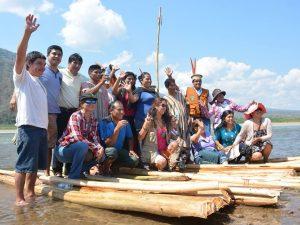 Vraem: Celebran I Festival Provincial Intercultural y Ecoturísco de Río Tambo